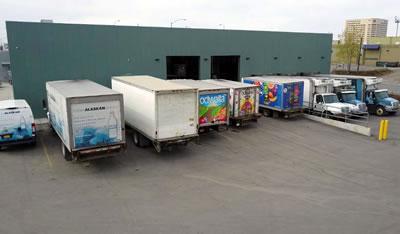 DSD Trucks Alaska - Paragon