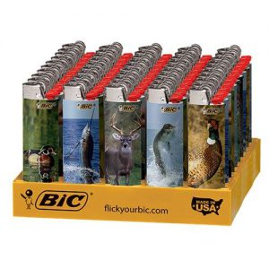 Theme Lighters Bic